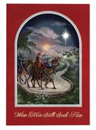 BUDGET 6 PK CHRISTMAS CARD:A