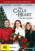 WHEN CALLS THE HEART #18: HEART OF FAITH