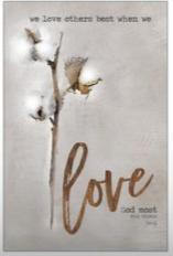 JOURNAL: LOVE GOD MOST