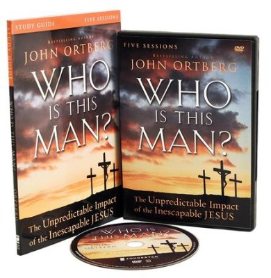 WHO IS THIS MAN? DVD STUDY PACK