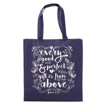 TOTE BAG; EVERY GOOD & PERFECT GIFT