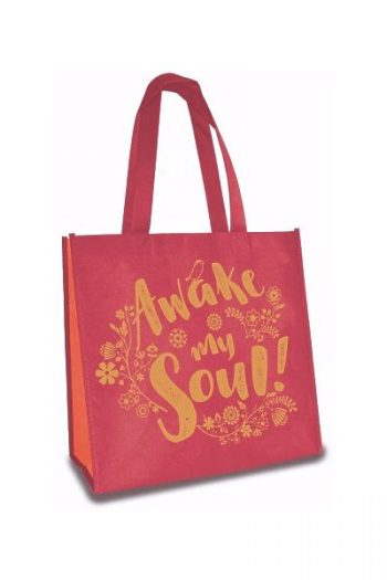 TOTE BAG: AWAKE MY SOUL