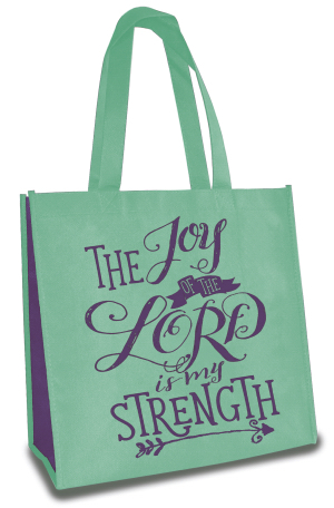 TOTE BAG: JOY OF THE LORD
