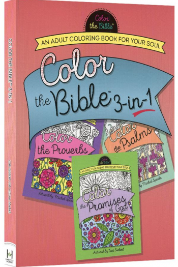 COLOURING BOOK:3 IN 1 VOL 2