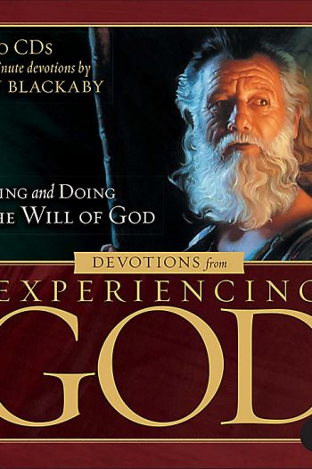 AUDIO DEVOTIONS FROM EXPERIENCING GOD