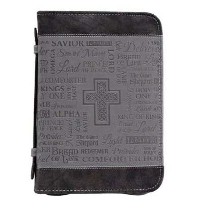 BIBLE COVER: NAMES OF GOD LGE