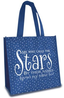TOTE BAG HE WHO CALLS THE STARS