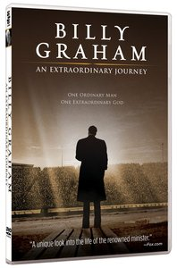 DVD BILLY GRAHAM: EXTRAORDINARY JOURNEY