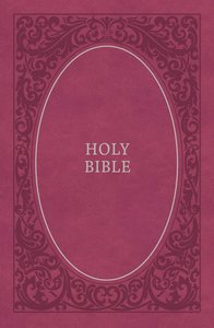 NIV HOLY BIBLE SOFT TOUCH EDITION PINK