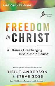 FREEDOM IN CHRIST WORKBOOK