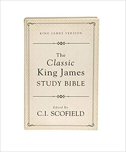 KJV SCOFIELD CLASSIC STUDY BIBLE