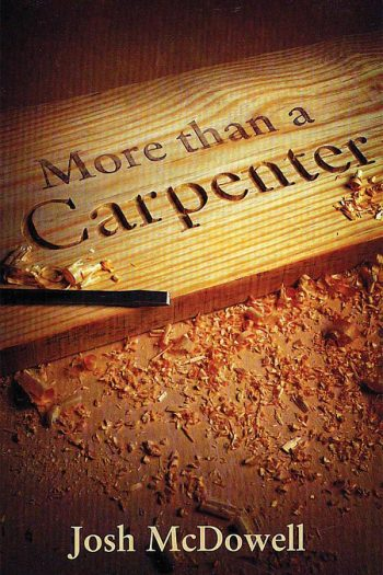 TRACT: MORE THAN A CARPENTER -PACK OF 25