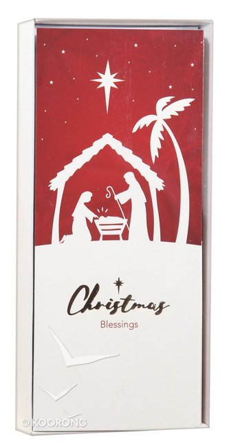 BOXED CARDS:CHRISTMAS BLESSINGS