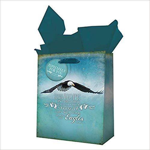 GIFT BAG: SMALL, EAGLE SOARING