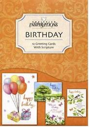 BIRTHDAY BOXED CARDS- BIRTHDAY BOUNTY
