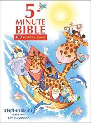 5 MINUTE BIBLE : 100 STORIES & SONGS