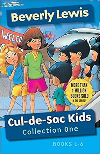 CUL-DE-SAC KIDS COLLECTION #1 BOOKS 1-6