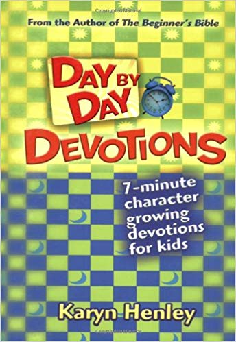 DAY BY DAY DEVOTIONS FOR KIDS