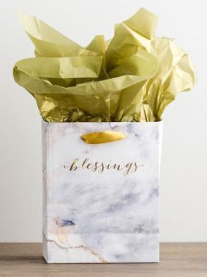 GIFT BAG:TREASURED BLESSINGS