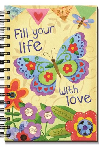 JOURNAL; BEAUTIFUL BUTTERFLY