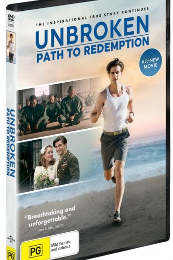 DVD UNBROKEN: PATH TO REDEMPTION