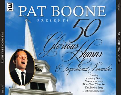 CD: 50 GLORIOUS HYMNS & FAVOURITES