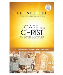 CASE FOR CHRIST ANSWER BOOKLET, THE