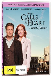 DVD:WHEN CALLS THE HEART #19