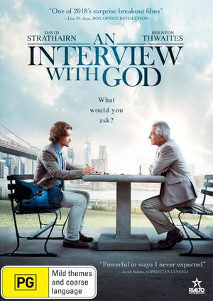 INTERVIEW WITH GOD, AN