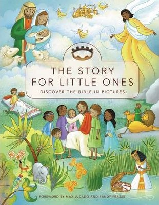NIV THE STORY FOR LITTLE ONES