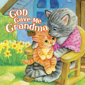GOD GAVE ME GRANDMA
