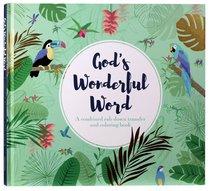 GOD'S WONDERFUL WORD