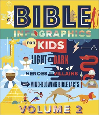 BIBLE INFOGRAPHICS FOR KIDS VOL. 2