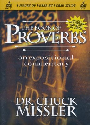COMMENTARY: PROVERBS