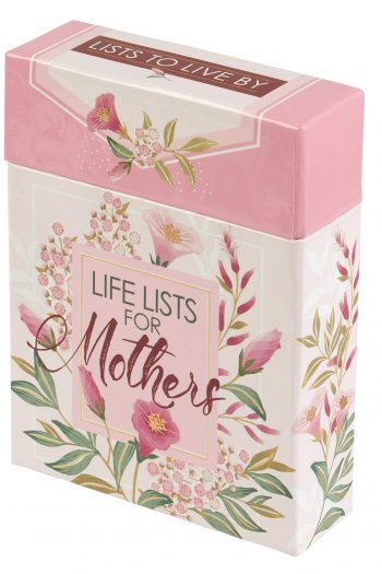 BOXED CARDS: LIFE LITS FOR MOTHERS