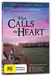 DVD WHEN CALLS THE HEART COLLECTION #4