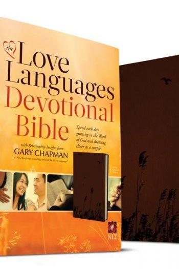 NLT LOVE LANGUAGES DEVOTIONAL BIBLE