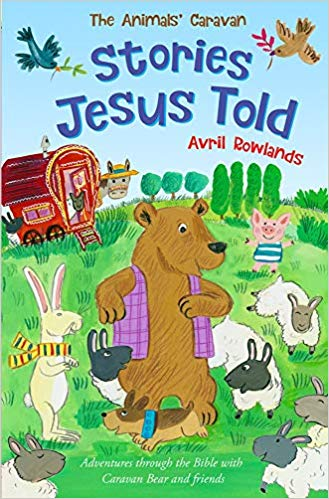 ANIMAL'S CARAVAN:STORIES JESUS TOLD