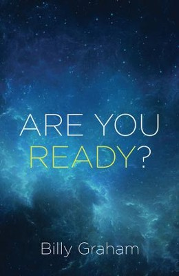 TRACT: ARE YOU READY? 25 PACK ESV
