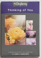 BOXED CARDS: THINKING OF YOU