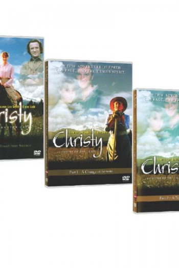 CHRISTY DVD PACK: SET OF 3