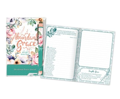 ABUNDANT GRACE: JOURNAL & PEN