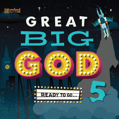 GREAT BIG GOD 5