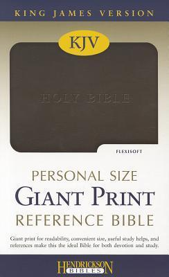 KJV PERSONAL GIANT PRINT REFEERENCE