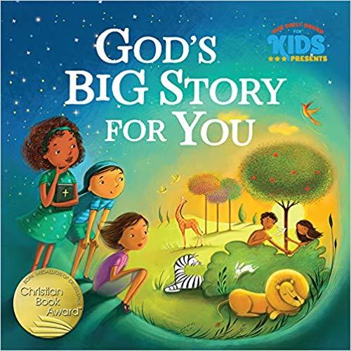 GOD'S BIG STORY FOR YOU