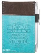 NOTEPAD/PEN:I CAN DO EVERYTHING