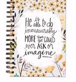 JOURNAL: EPHESIANS 3:20
