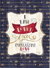 JOURNAL: EVERLASTING LOVE