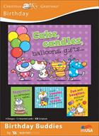BOXED CARDS:BIRTHDAY BUDDIES