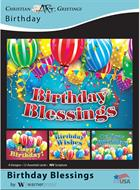 BOXED CARDS:BIRTHDAY BLESSINGS
